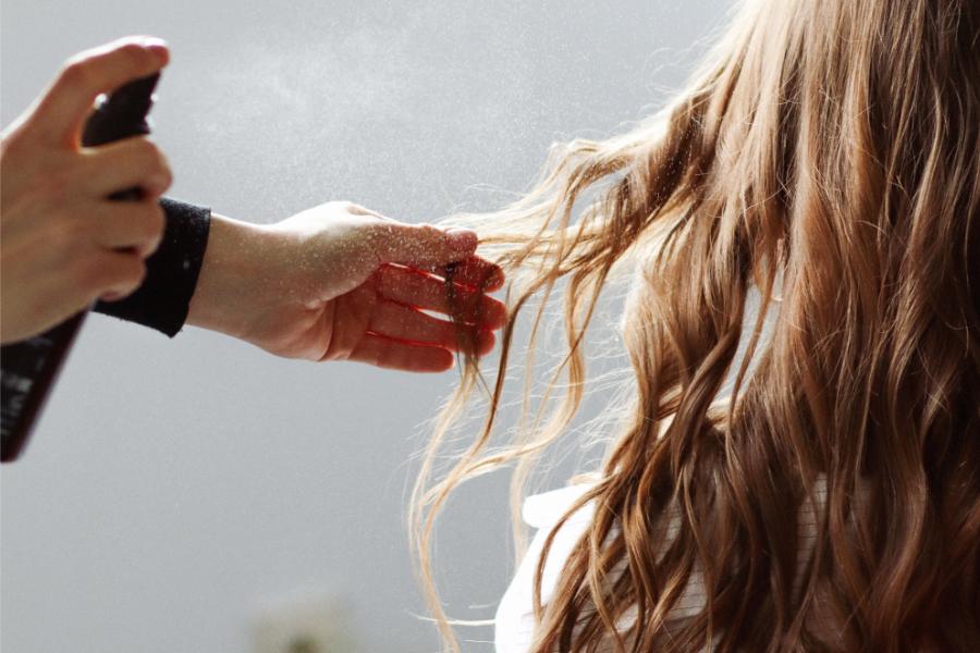 como cuidar el cabello teñido