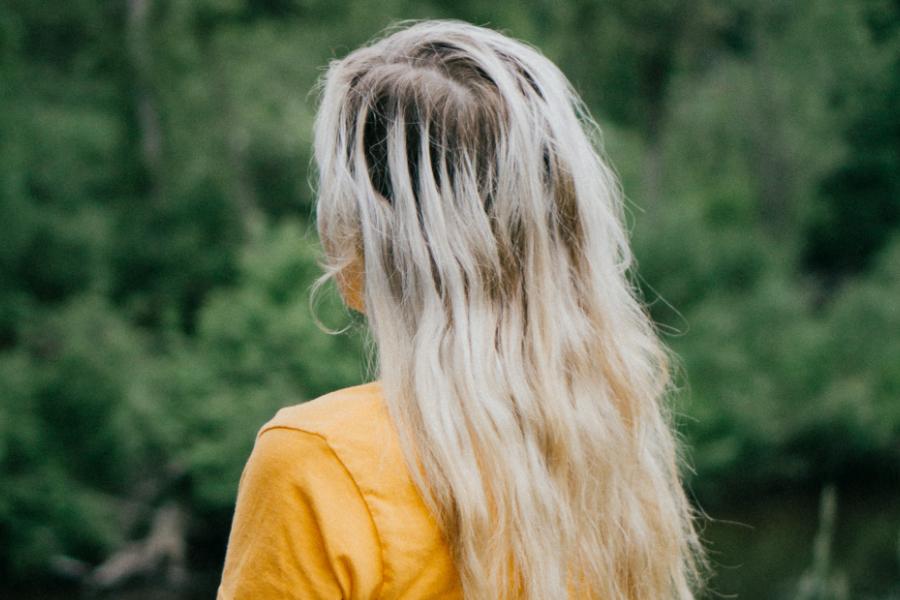 tipos de shampoo cabello teñido